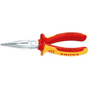 Knipex Knipex Radiotang VDE - 160 mm - 1000V - gepolijste kop - 25 06 160