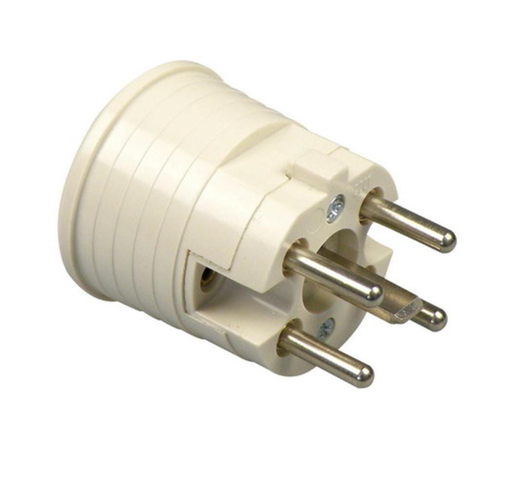 ABL ABL Perilex 2201 stekker 16A - recht model