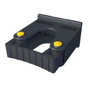 Toolflex Toolflex Gereedschaphouder - 15-20 mm - kunststof - set á 2 stuks