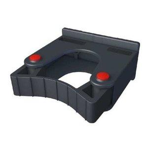 Toolflex Toolflex Gereedschaphouder - 20-30 mm - kunststof - set á 2 stuks