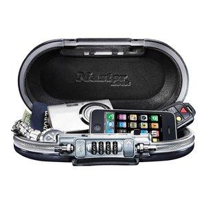 MasterLock Masterlock 5900EURD Mobiele kluis - 4 cijfers - donkergrijs