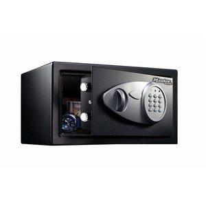 MasterLock Masterlock X041ML medium kluis met combinatieslot - zwart