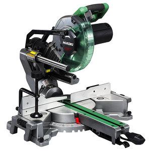 Hikoki powertools Hikoki C8FSHGWAZ Afkortzaag met laser - Ø216 mm - 1100W