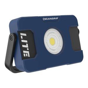 Scangrip Scangrip LED bouwlamp Flood Lite M - 2000 Lumen - oplaadbaar - 03.5661