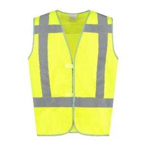 Bestex Bestex Veiligheidsvest reflecterend - RWS - geel - VVRWS100