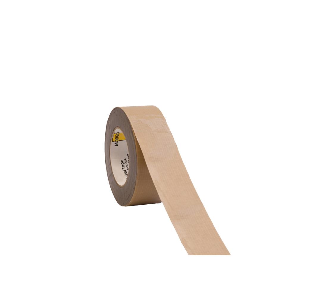 Morgo Folietechniek Morgo Airseal Tape afdichtingstape voor binnen - 60 mm x 25m¹ - transparant