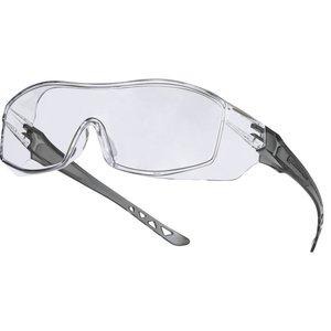 Delta Plus - your safety at work Delta Plus HEKLA2 Overzetbril - polycarbonaat - kleurloos