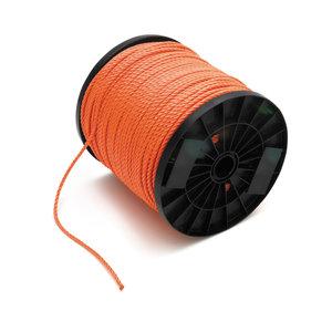 HEVU TOOLS HEVU Geslagen touw - polypropyleen - oranje - 220 meter
