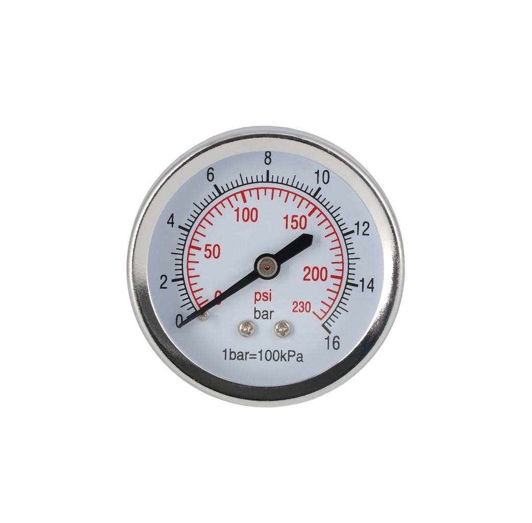 "Airpress Airpress Manometer 1/4"" buitendraad - 4345219"