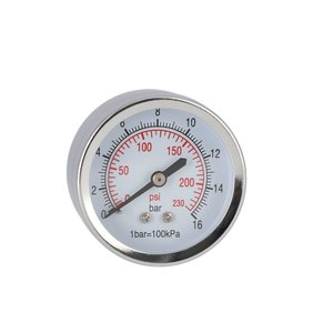 "Airpress Airpress Manometer 1/4"" buitendraad - 4345219 - 1"