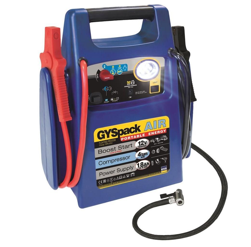 Gys Gys booster gyspack air - 12 volt - 5192026322