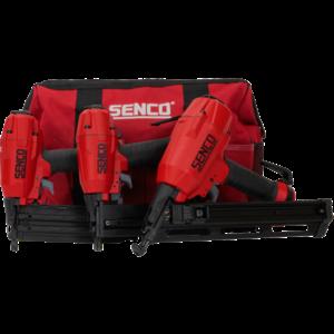 Senco Senco 10S2001N pneumatische tackers combiset - FIP35BL, FIP18BL, SLS18BL - 3 in 1