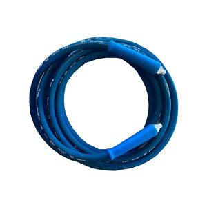 """Arpo Arpo Reinigingsslang 3/8"""" - 2 staalinlage - geassembleerd - blauw"""