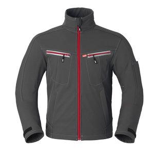 Havep workwear Havep 40145 Softshell Jas - heren - Charcoal grijs - maat M t/m XXL