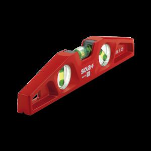 Sola Sola MM 5 25 Gegoten Alu-waterpas torpedo - magnetisch - 25 cm - gegoten aluminium