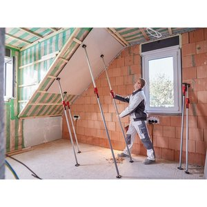 Bessey Bessey Plafondstempel STE met pompgreep - 207-370 cm - max. 350 kg - 3