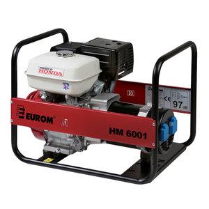 Eurom Eurom HM 6001 Benzine aggregaat - 8,5 pk, 270 CC - Honda GX 270 - 449068