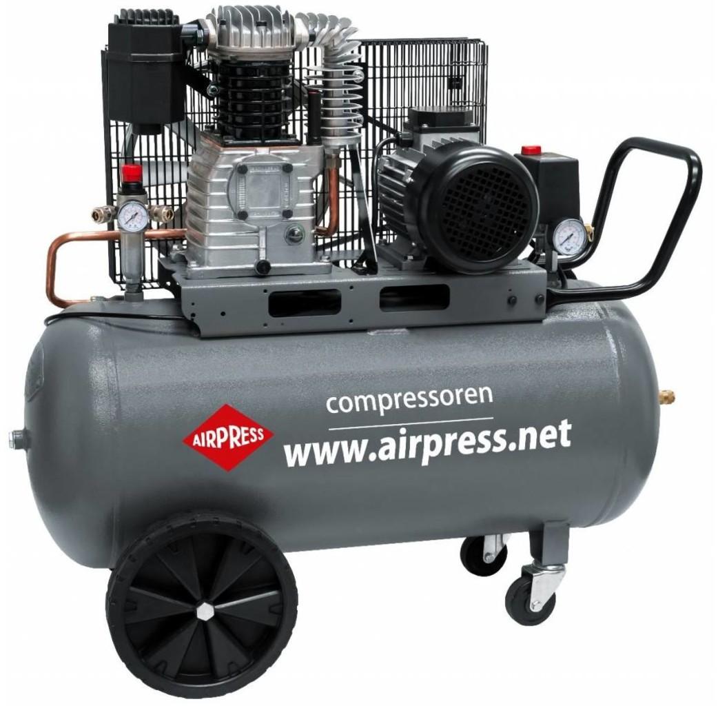 Airpress Airpress HL 425-100 Compressor - 400 l/min  - 100 liter - 360566