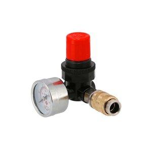 """Airpress Airpress Reduceerventiel met snelkoppeling - 1/4"""" - 12 bar - 4300201 - 1"""