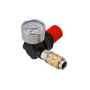 """Airpress Airpress Reduceerventiel met snelkoppeling - 1/4"""" - 12 bar - 4300201 - 3"""
