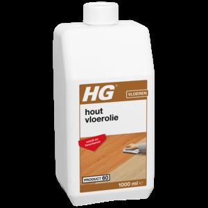 HG HG Houten vloeren vloerolie naturel nr. 60 - 1 liter