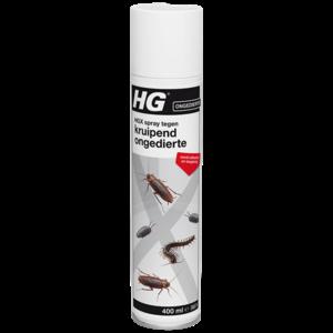 HG HGX Spray tegen kruipend ongedierte - 400 ml