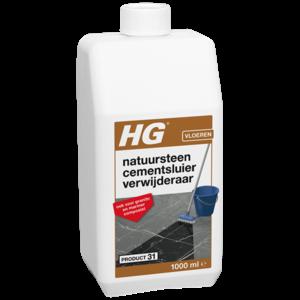 HG HG Natuursteen cement- en kalksluier verwijderaar nr. 31 - 1 liter