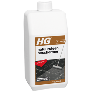 HG HG Natuursteen beschermfilm met glans nr. 33 - 1 liter