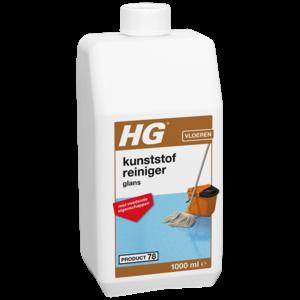 HG HG Kunststof vloeren glansreiniger voedend nr. 78 - 1 liter