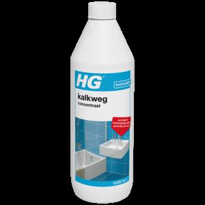 HG HG Professionele kalkweg concentraat - 1 liter