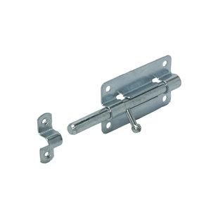 Gebr. Bodegraven GB Plaatgrendel 100x50 mm - staal verzinkt - 17274437