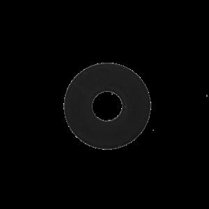 QlinQ QlinQ Blackline Carrosserieringen DIN 9021 - staal zwart gecoat