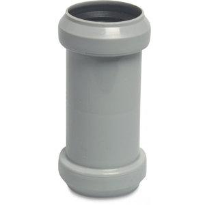 PP Overschuifmof - Ø40 t/m Ø75 mm - 2x manchet
