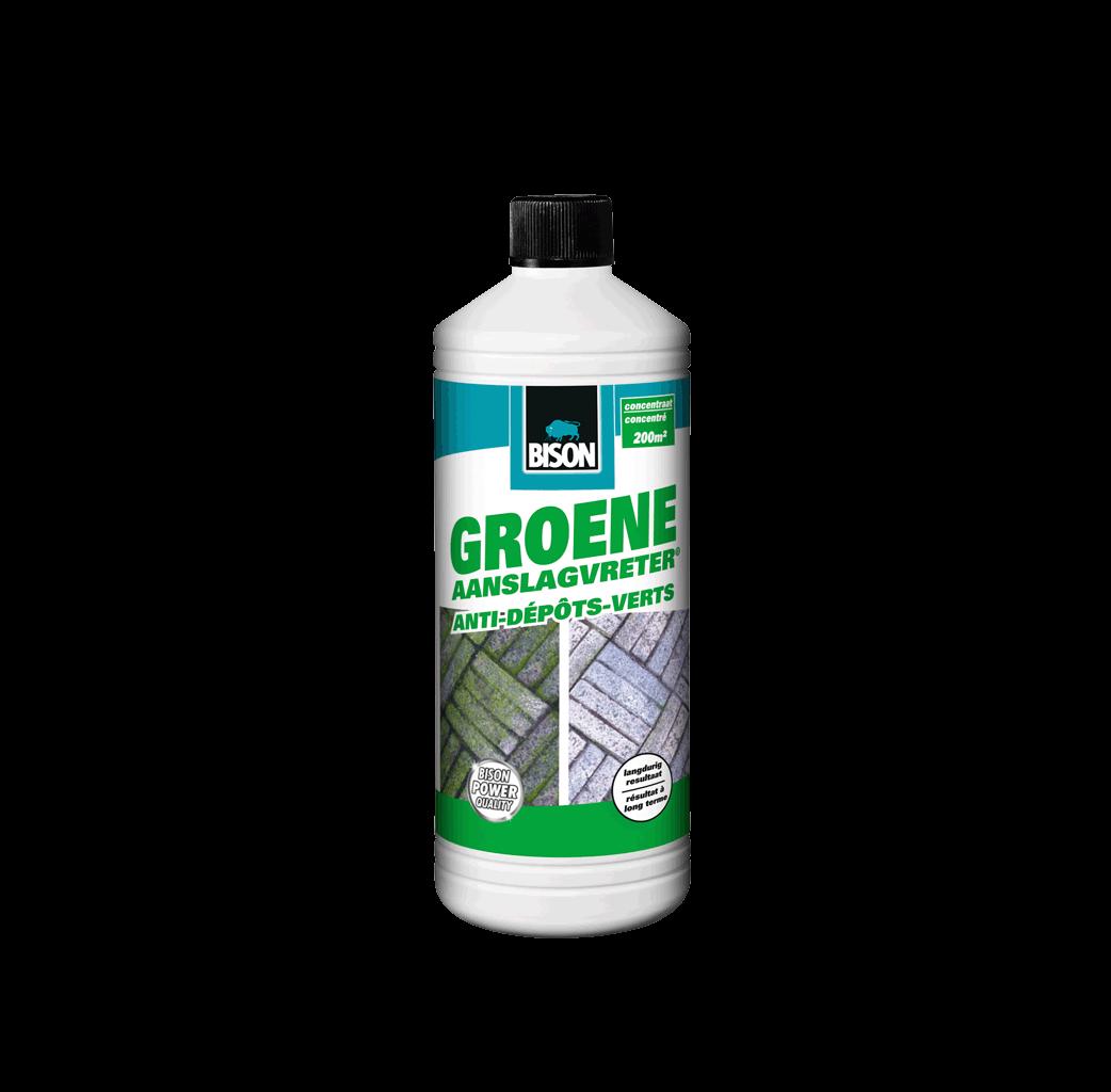 Bison Bison Groene aanslagvreter concentraat - 1 liter