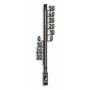 TFA TFA Thermometer - binnen & buiten - zwart