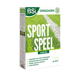 Bsi BSI Graszaad - sport en speel - 1 kg - 64436