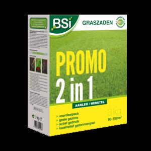 Bsi BSI Graszaad 2 in 1 - aanleg / herstel - 3 kg - 64484