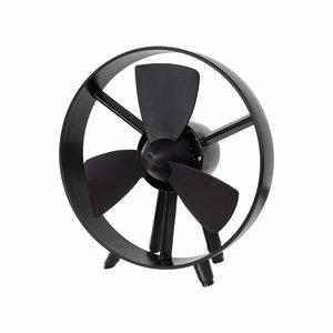 Eurom Eurom Ventilator Safe-blade black - 18 Watt - 385038