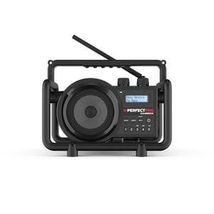 PerfectPro PerfectPro DABBOX bouwradio - DAB+, Bluetooth - DBX3