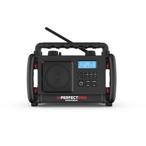PerfectPro PerfectPro ROCKBOX bouwradio - DAB+, Bluetooth - RBX3