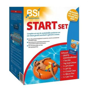 BSI pool BSI Start set zwembad - 6739