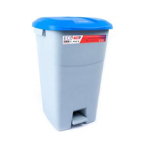 Tayg Tayg Afvalcontainer met voetpedaal - 60 liter - 435027