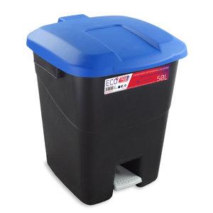 Tayg Tayg Afvalcontainer met voetpedaal - 50 liter - 430022
