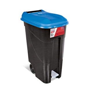 Tayg Tayg Afvalcontainer met voetpedaal - 80 liter - 433023
