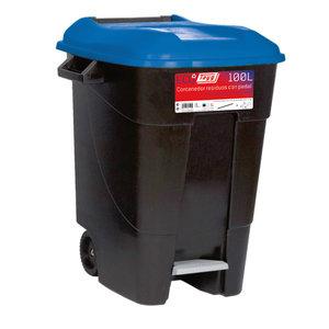 Tayg Tayg Afvalcontainer met voetpedaal - 100 liter - 421020