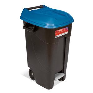 Tayg Tayg Afvalcontainer met voetpedaal - 120 liter - 423024