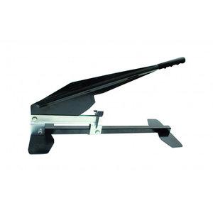 EDMA Edma Laminaatknipper Laminocut 2 tbv laminaat/ PVC/ vinyl - tot 210 mm