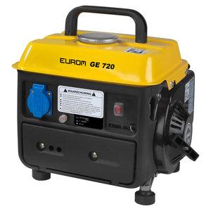 Eurom Eurom GE270 Benzine aggregaat - 1,5 kW - 2-takt - 441611