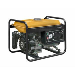 Eurom Eurom GE2501 Benzine aggregaat - 4,8 kW - 4-takt - 441635