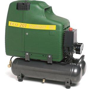 Fiac compressors Fiac ECU 201 Draagbare zuigercompressor - olievrij - 205 l/min - 1,1 kW - 21557